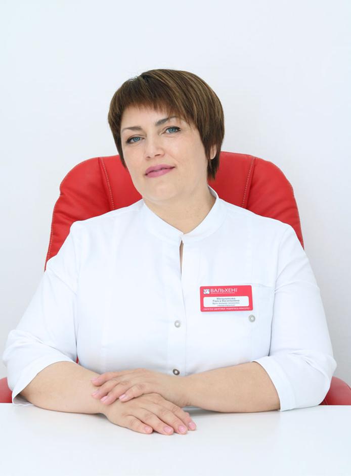 Нажипова Юлия Валерьяновна