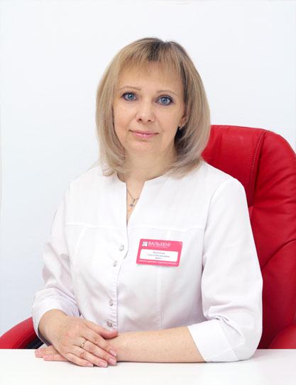 Акушер-гинеколог-эндокринолог Архипова О.В.