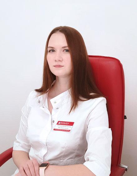 Акушер-гинеколог Корчашкина В.С.