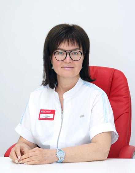 Врач-гинеколог Крехно У.Ю.