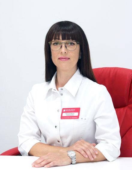 Косметолог-массажист Калинина М.В.