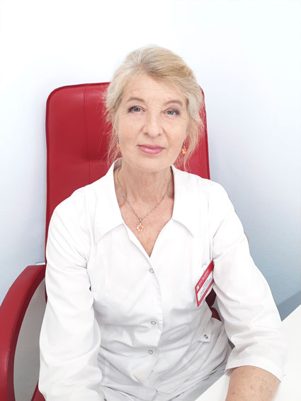 Невролог-психотерапевт Кузьмина Н.А.