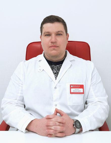 Онколог-маммолог Корчашкин В.С