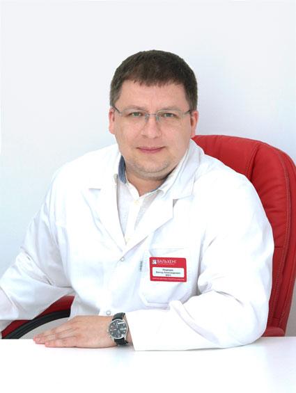 Онколог-хирург Медведев В.А.