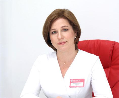 Дерматовенеролог Бичурина Наталья Юрьевна