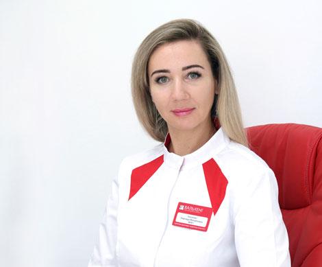 Трихолог Изотова Анна Викторовна